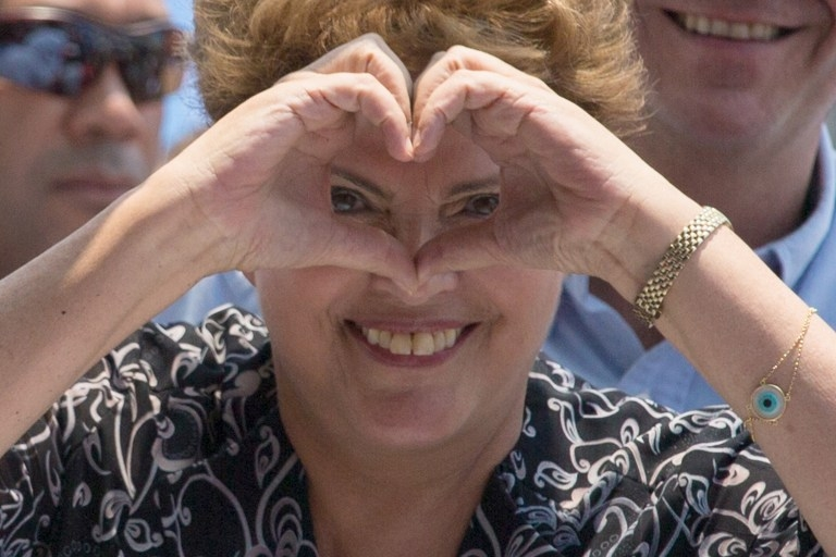 BRAZIL-ELECTION-CAMPAIGN-ROUSSEFF