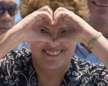 BRAZIL-ELECTION-CAMPAIGN-ROUSSEFF
